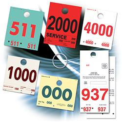 Dispatch Car Dealer Tags
